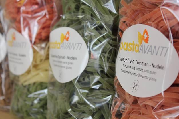 Auch glutenfreie Teigwaren gehören zum Pasta Avanti-Angebot.