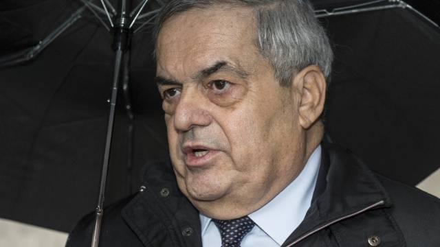 Luido Bernasconi erscheint vor dem Strafgericht in Lugano