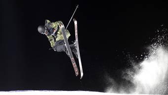 Fabian Bösch schraubt sich durch die Luft
