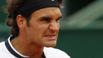 """Roddicks Aufschlag liess Federer """"überbeissen"""""""