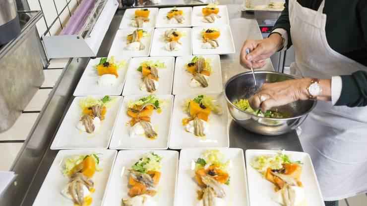 Grosse Gesellschaften stellen nicht nur Restaurantküchen vor Herausforderungen.