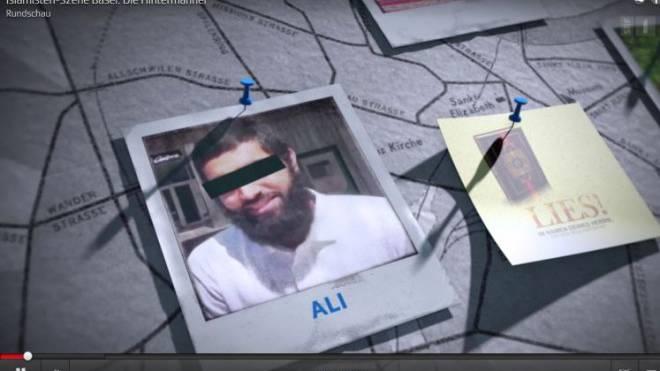 Dank Medienberichten wie der SRF-«Rundschau» sei Ali J. für den irakischen Geheimdienst identifizierbar, findet das Staatssekretariat für Migration. Foto: Screenshot