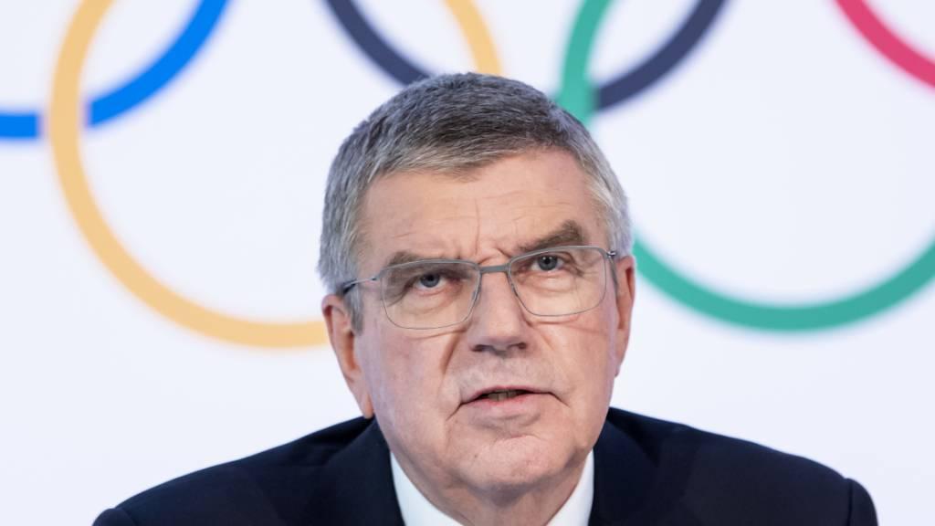 Bach an die Athleten: «Das IOC will Teil der Lösung sein»