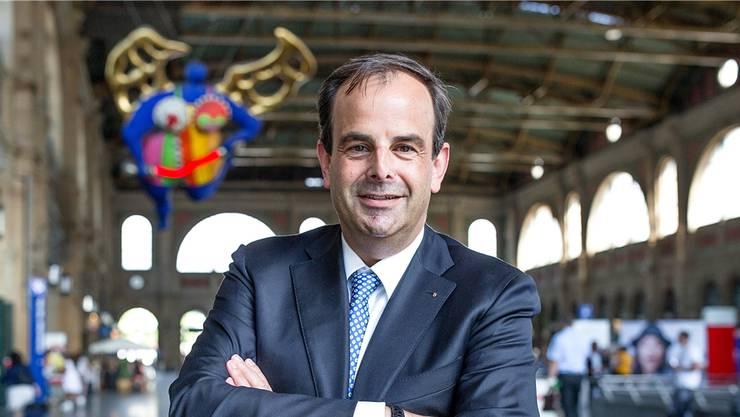 «Alle Unternehmen sollen ihren Anteil an die Gesellschaft leisten.» Gerhard Pfister, CVP-Präsident.