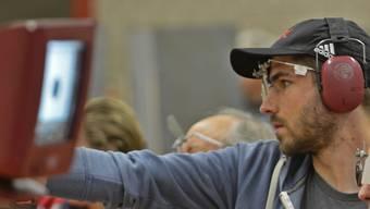 Noch zwei Schweizer-Meister-Titel in Thun für den Bottenwiler Pistolenschützen Christian Klauenbösch.