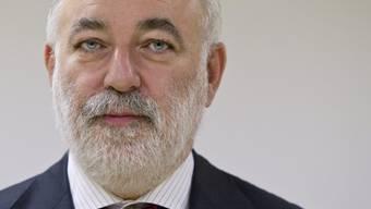 Will «ernsthaft» Schweizer werden: Der russische Milliardär Viktor Vekselberg.