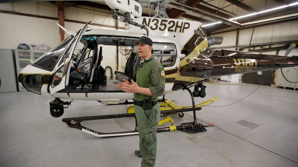 Pilot Luke Bowman erklärt, wie er die Familie gerettet hat