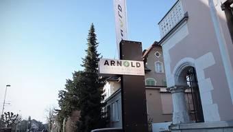 Die Arnold AG gehört der BKW. Jetzt zieht die Firma um.