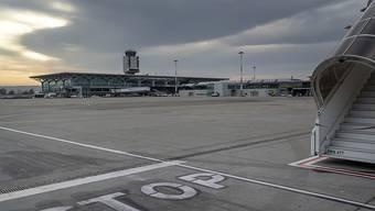 Corona am EuroAirport