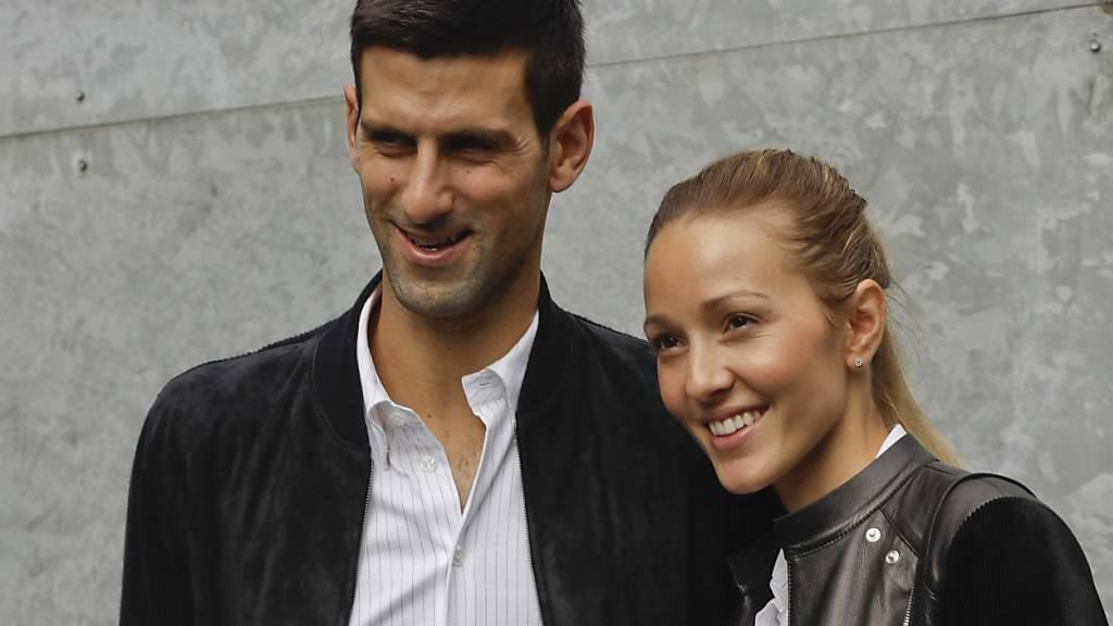 Djokovics nächster Corona-Test negativ