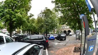 Auch der Munzingerplatz ist mit seinen 64 Parkplätzen dabei. Bei der Vorlage vor sechs Jahren gehörte dieser zentrale Parkplatz noch nicht dazu.