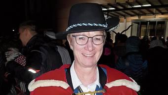 Renate Erni ist OK-Präsidentin des internationalen Narrentreffens 2020 in Möhlin.