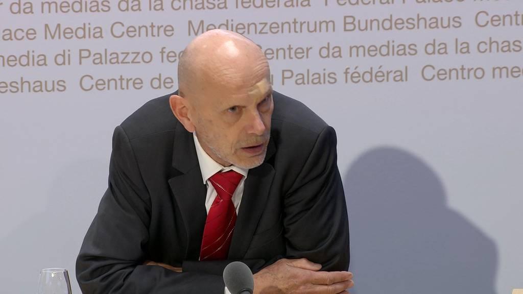 Fälle aus dem Ausland: Genügend Kapazität in der Schweiz