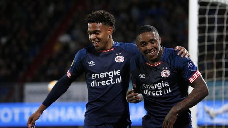 Starker Gegner: Die Mannschaft der PSV Eindhoven wird es den Baslern nicht allzu leicht machen.