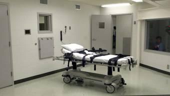 Troy Davis soll mit einer Giftspritze hingerichtet werden (Symbolbild)