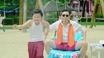 Video zum Hit «Gangnam Style» des südkoreanischen Rappers Psy