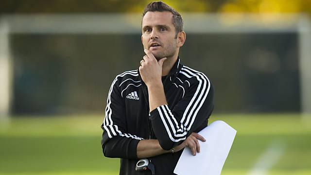 Alexandre Comisetti ist Interimstrainer von Lausanne-Sport.