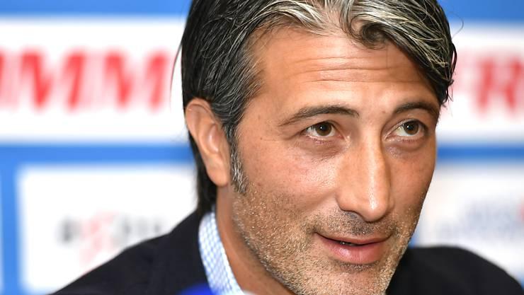 Bald hat Murat Yakin in der Mannschaft der Grasshoppers das Sagen