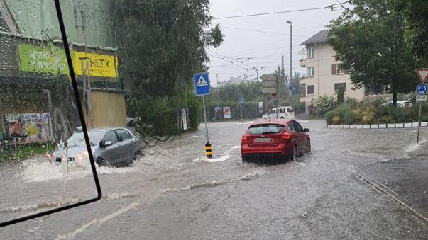Luzern Flut