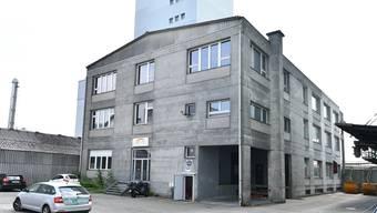 In der ehemaligen Brocki an der Industriestrasse richtet sich die Genossenschaft Trendsporthalle ein.