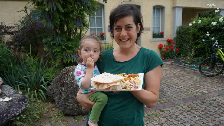 Sonja Morichetti, 37, Zürich