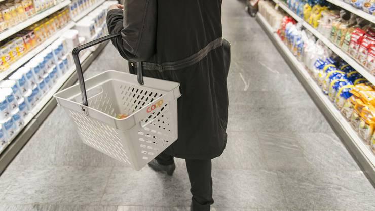 Der Schlieremer Supermarkt war der vorerst letzte Tatort der Dreierbande (Symbolbild).