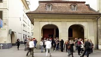 Das Theater Schlachthaus in Bern lädt zu den Winterfestspielen.