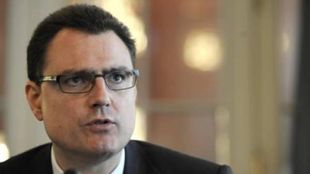 Thomas Jordan: seit Mitte April 2012 verantwortlich für die SNB-Politik. Foto: Adrian Moser - EQ Images