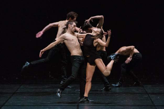 Das Ballett National de Lorraine mit Plaisirs inconnus.