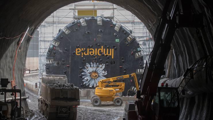 Implenia baut in Düsseldorf eine Stadtbahnlinie.