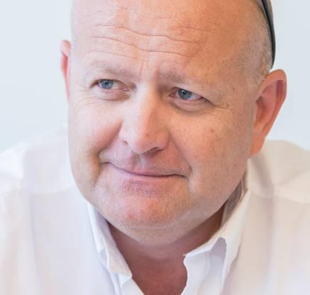 Rob Philipson, Geschäftsleiter der Spar-Schweiz-Gruppe.
