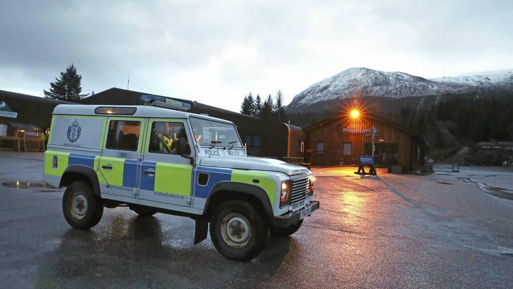 Schweizer in Schottland von Lawine verschüttet