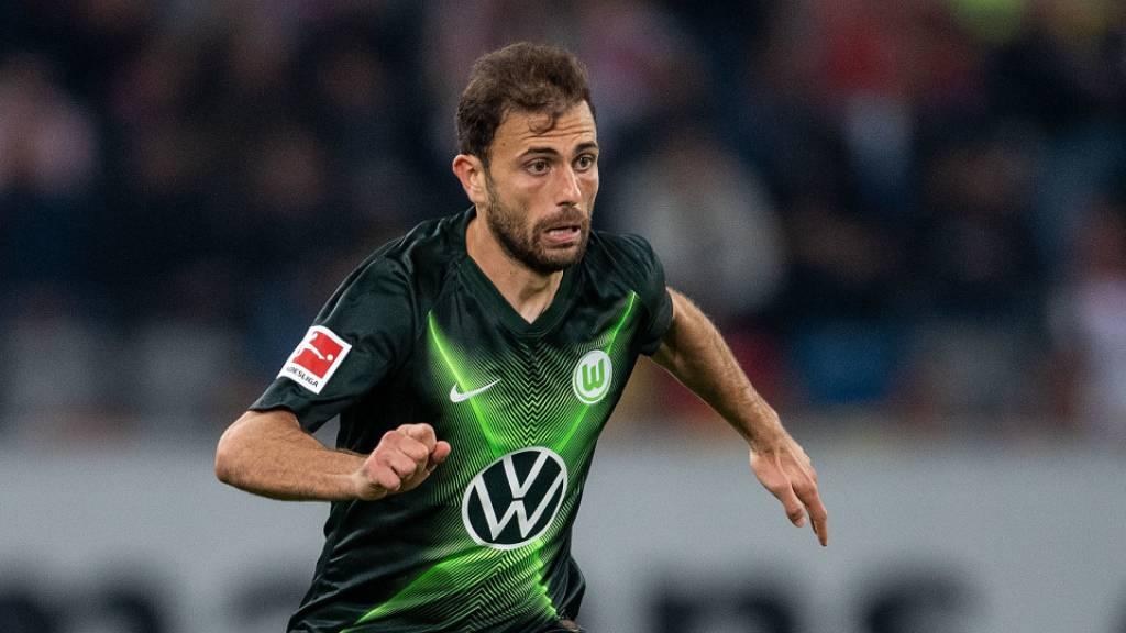 Admir Mehmedi und Wolfsburg warten weiter auf den ersten Sieg in der Bundesliga.