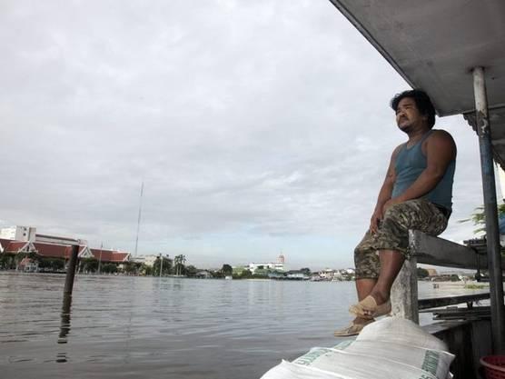 Das Hochwasser in Bangkok steigt weiter