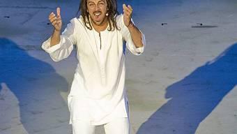 Philipp Hägeli als Jesus (Archiv)