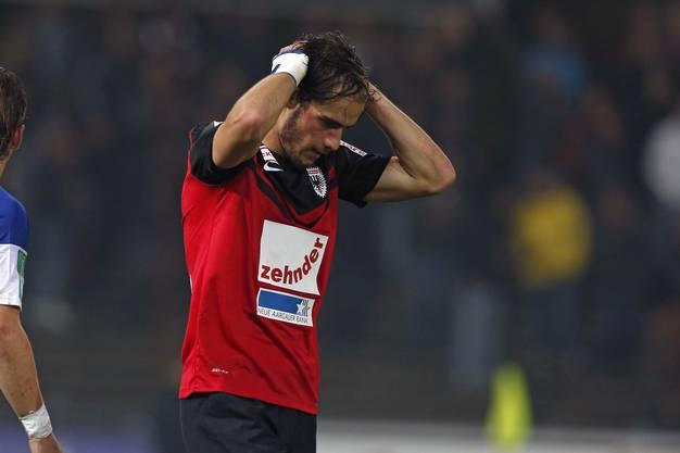Bruno Martignoni hadert mit dem Auftritt gegen Lausanne.