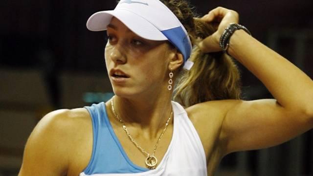 WADA will eine Verlängerung der Strafe von Yanina Wickmayer erwirken