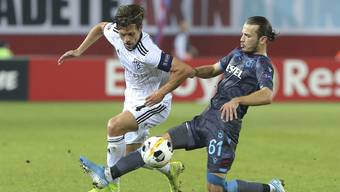 Europa League, Gruppenphase, 2. Spieltag: Trabzonspor - FC Basel (03.10.2019)