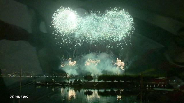 Highlights Seenachtsfest Rapperswil-Jona