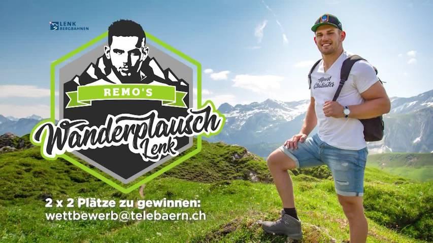 Wettbewerb: Wanderplausch mit Remo Käser