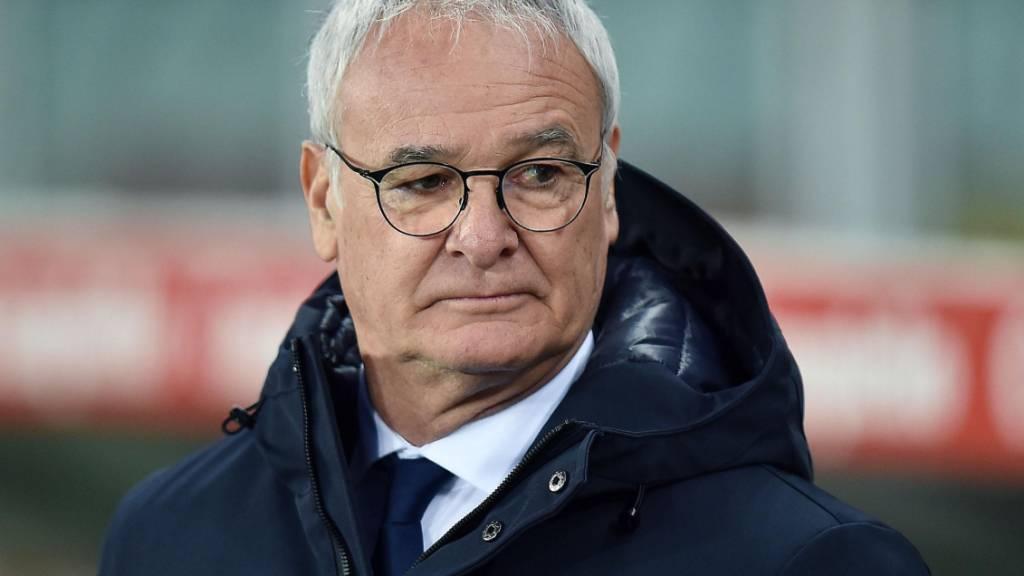 Mit 69 Jahren noch im Saft: Claudio Ranieri