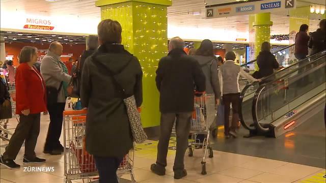 Black Friday: Alle sind im Kaufrausch