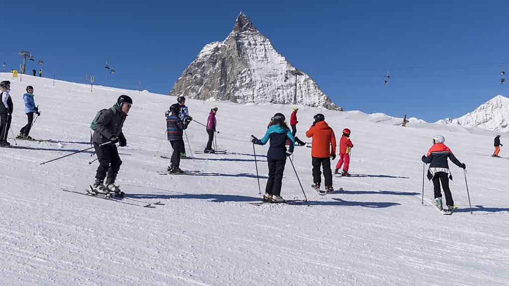 In Zermatt entsteht die erste «Berg-Filiale» von Decathlon