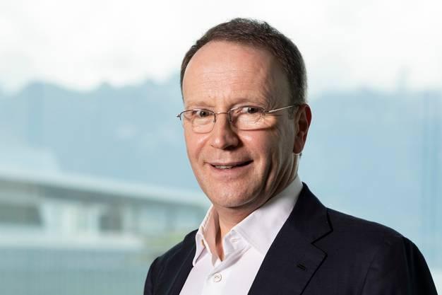 Nestlé-CEO Ulf Mark Schneider. (Bild: Severin Bigler)