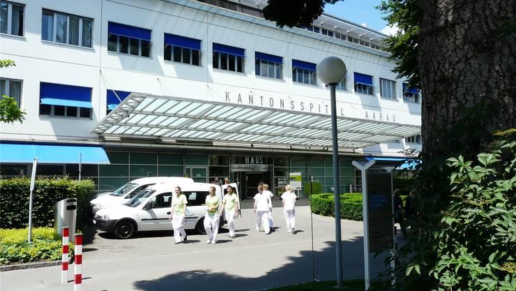 Am Kantonsspital Aarau mussten einzelne Chemotherapien medizinisch neu zusammengesetzt werden
