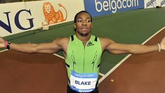 Yohan Blake startete in diesem Jahr erstmals in Europa
