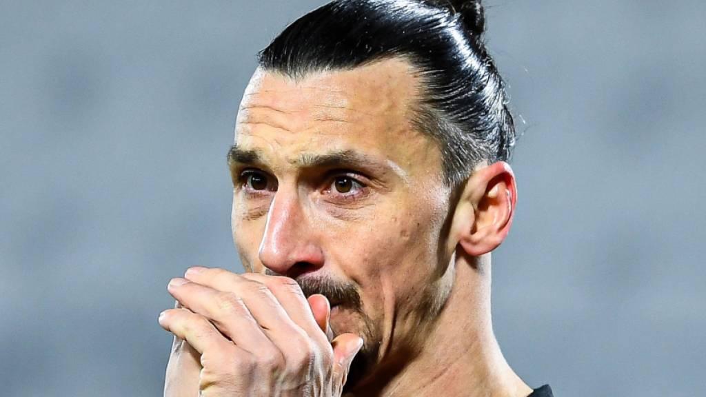 Zlatan Ibrahimovic wird bald nicht nur in Milans Tenü zu sehen sein