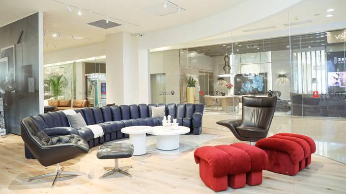 Klingnauer de Sede AG eröffnet Showroom in Shanghai