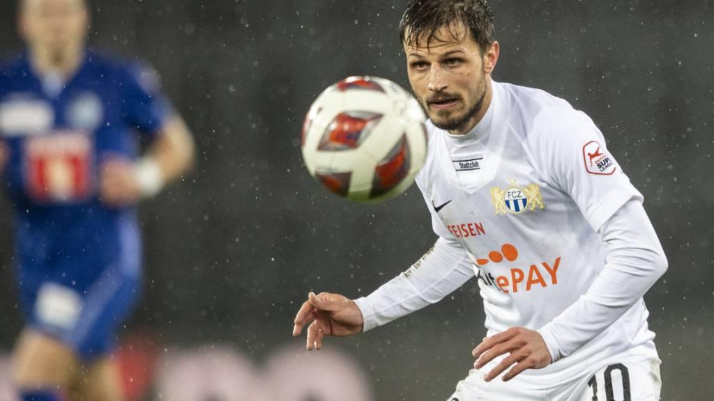 Antonio Marchesano ist in diesen Wochen der beste und konstanteste Spieler des FC Zürich