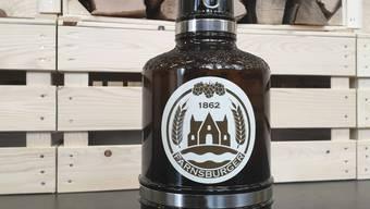 Die Farnsburger Flaschen haben Sammlerwert. Bier wird seit März keines mehr produziert.